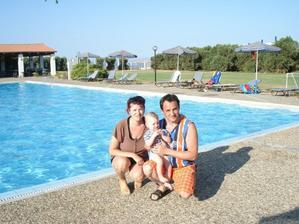 Pri bazéne