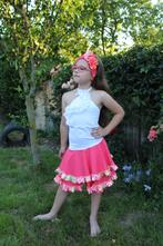 Dievčenské šaty samba výstavný model, 128