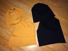 Set čiapka a nákrčník jednovrstvový, 86 - 146