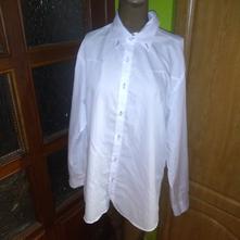 Dámska bavlnená košeľa, xxxl