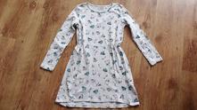 Dievčenské šaty v.128, reserved,128