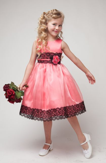 Dievčenské spoločenské šaty katy 8ad5efaec40