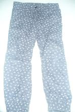 Oteplené nohavice, lupilu,116