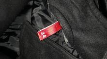 Dievčenský elegantný kabát veľ.158, h&m,158