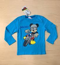 Tričko mickey mouse, disney,98 / 104 / 110 / 116 / 122