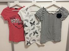 Set tričiek, h&m,152