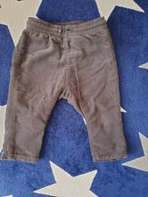 Teplejšie nohavice, h&m,74
