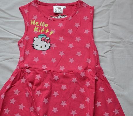 d29269f3d1ed Letné dievčenské šaty hello kitty