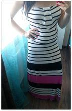 Maxi šaty, next,m