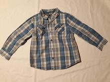 Chlapčenská košeľa f&f 104, f&f,104