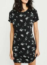 Šaty abercrombie & fitch čierne, abercrombie&fitch,m