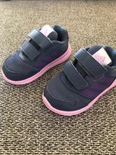 Dievčenské topánky, adidas,22
