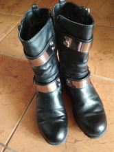 Dievčenské čižmy, graceland,34