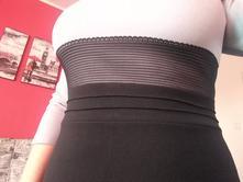 Elastické šaty, xxl