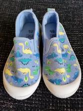 Cvicky platenky papuce, f&f,26