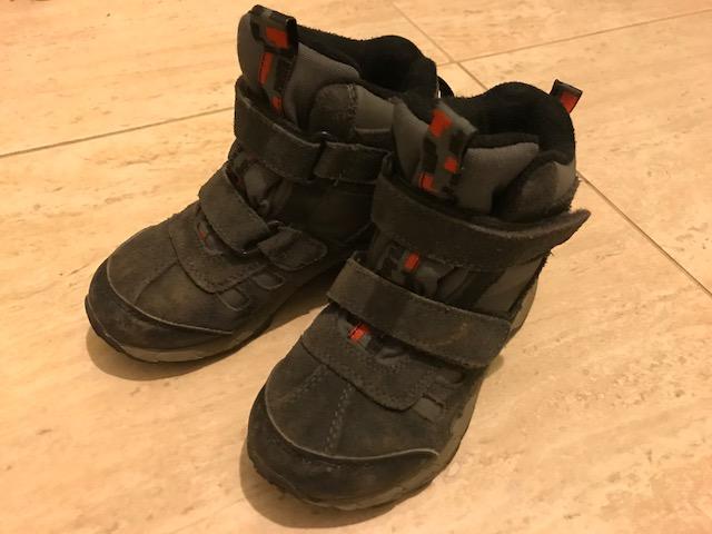 Zimné topánky merrell 9843c791909