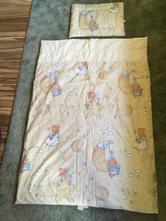 Perinka + vankúšik - posteľná súprava, 90,130