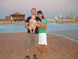 s krstnymi rodicmi