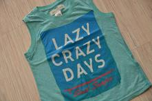Tielko lazy crazy days, 110-116, h&m,110