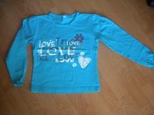 Dievčenské tričko , 128