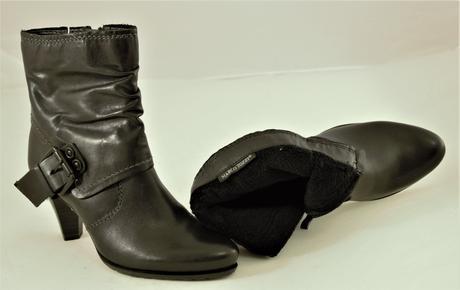 Dámske kožené zimné topánky 8789 mk 990d2d9f86b