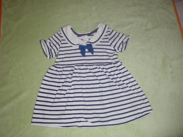 ca6b59df5d65 310 inzerátov • 52 hodnotení. Šaty dievčenské námornícke ...
