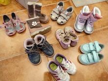 Topánočky 20-23 velkost, adidas,22