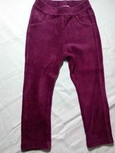 Teplejšie legínové nohavice 92/98, c&a,92