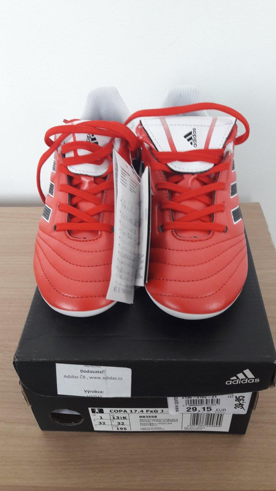 04698a652771a Predame nove kopacky, adidas,32 - 25 € od predávajúcej lubos12345   Detský  bazár   ModryKonik.sk