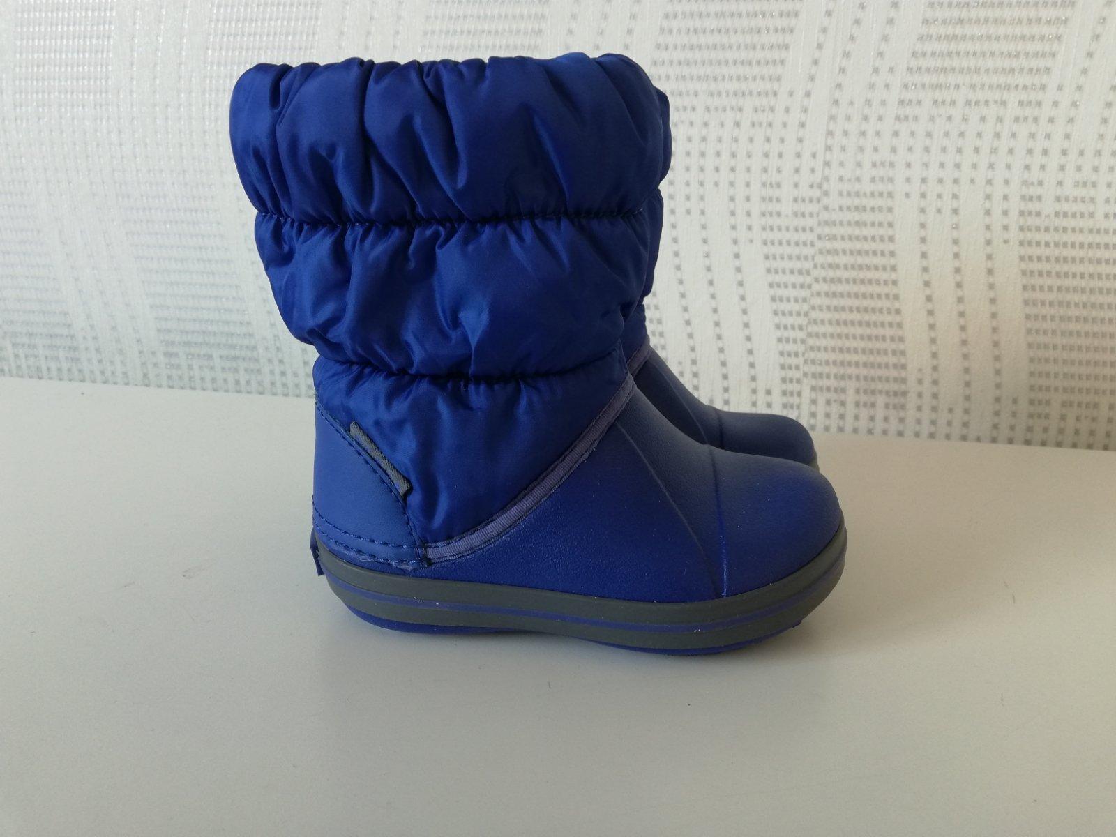 Zimné topánky crocs bd1f053773a