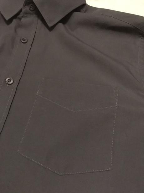 ffdac6a35f43 Pánska košeľa+kravata - veľ.40 41