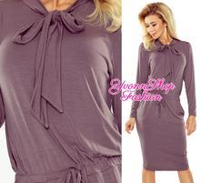 Úžasné dámske pohodlné šaty numoco, l / m / s / xl