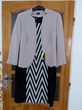 Šaty + sako, 52