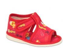 Domáca obuv rak 100014-3 dievčenská, rak,17 - 26