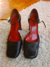 Kožené topánky, 39