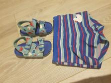 Plavky a sandalky 12-18, cherokee,86