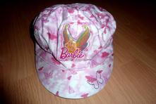 Barbie čiapka, 52cm, v. 110-122, barbie,122