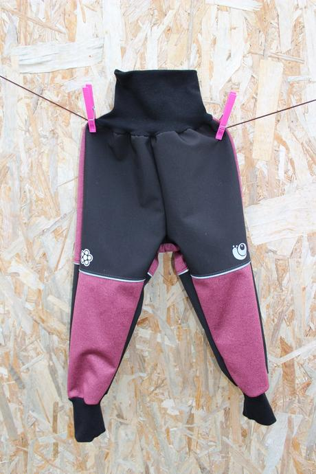 80033ef3f745 Softshellové nohavice-nove (handmade)