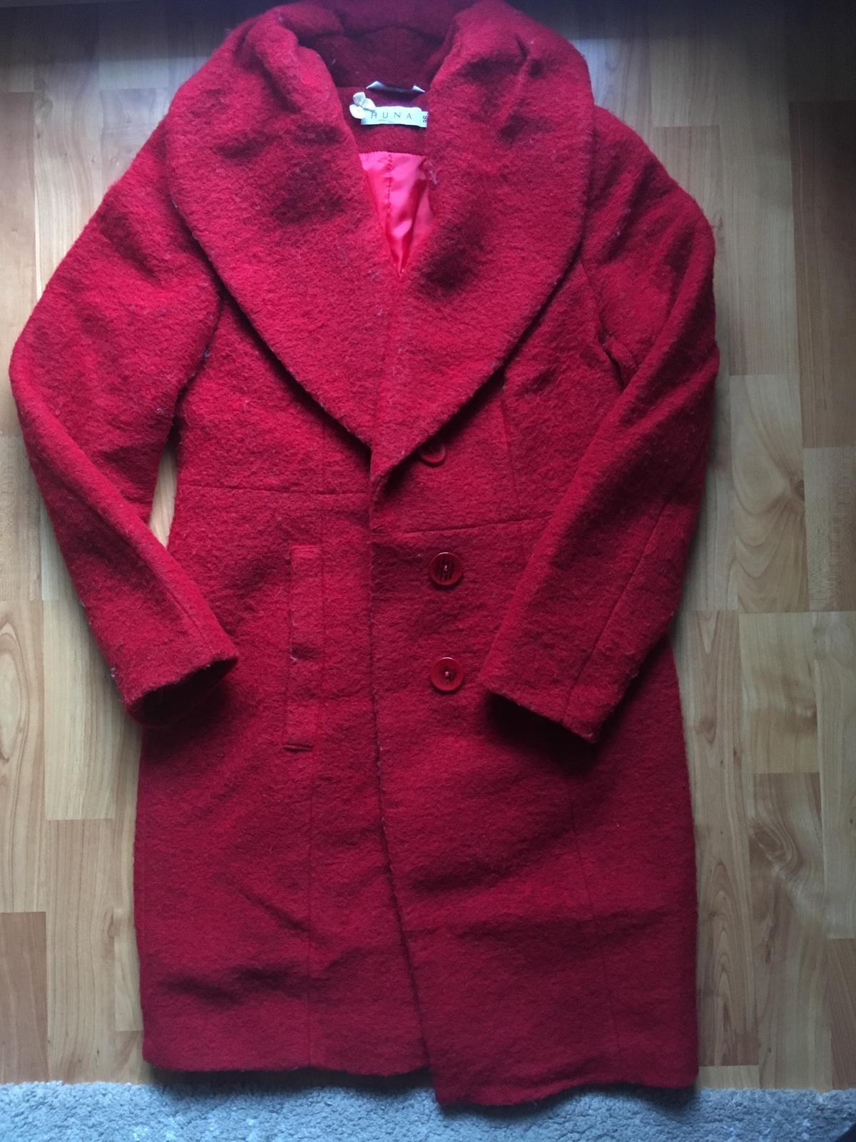 Červený kabat b453a5d8aa0