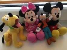 Disney plysaci,