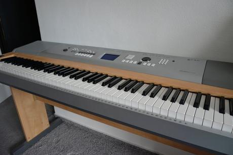 Yamaha dgx - 630 elektrický / digitálny klavír, - 490 € od