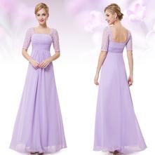 Šaty   Ever-Pretty   Fialová - Detský bazár  5728617c0a0