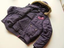 Dievčenská zimná bunda č.567, crashone,152