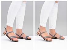 Dámske sandálky, 36 - 41