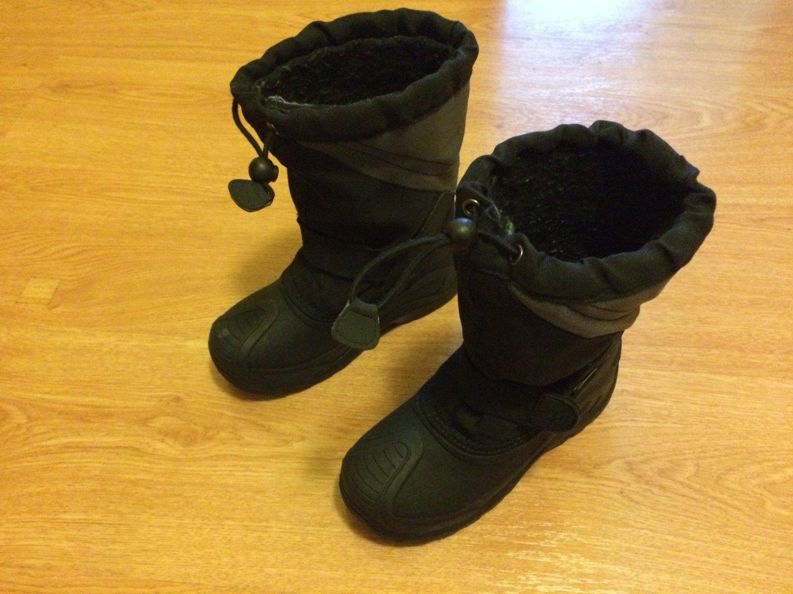 a5004b232d Zimná obuv čižmy kamik upsurge