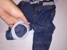 Zatepelné nohavice , f&f,74