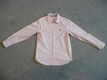 Košeľa ružová, h&m,134