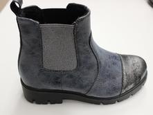 Vyteplené dievčenské topánky 5306 b, kornecki,31 / 32