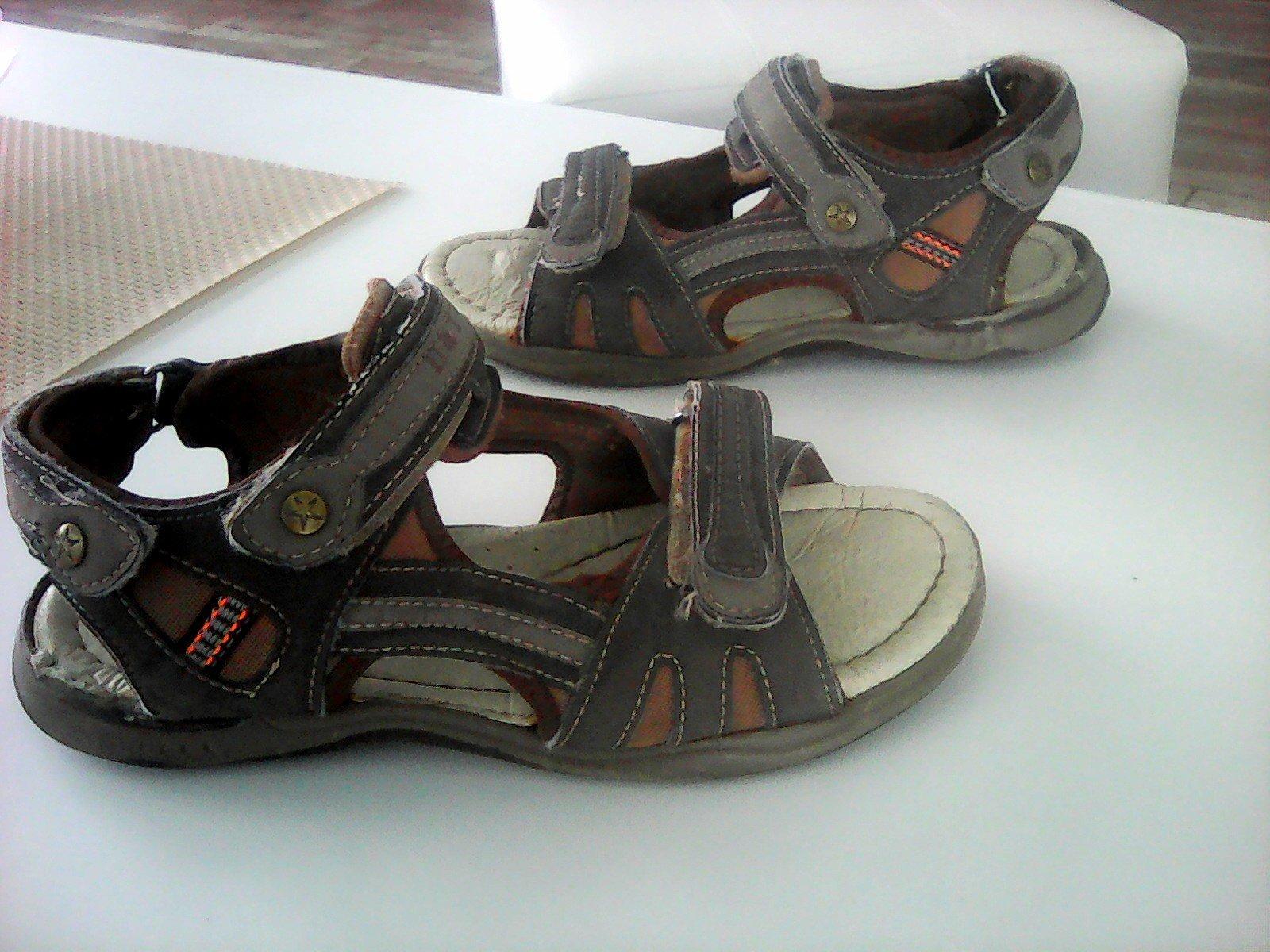 663e9130aa69 Sandále veľkosť 35