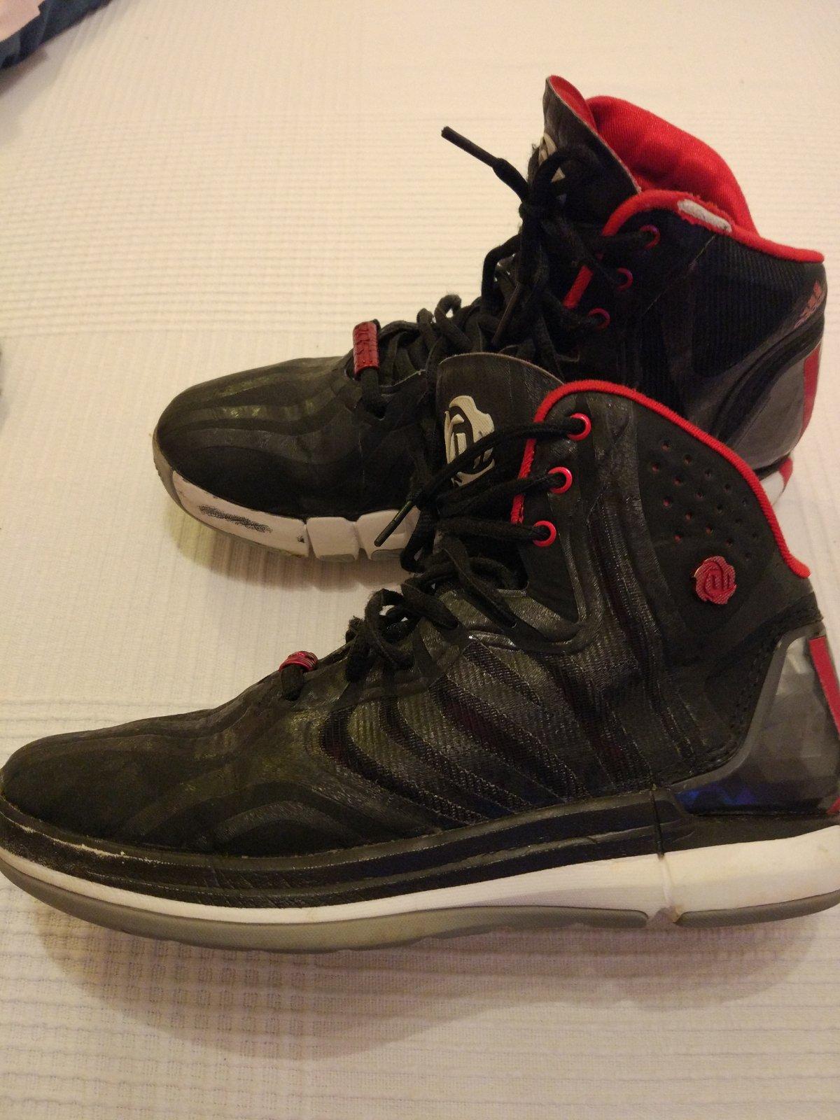 Predam basketbalove tenisky adidas rose 26b644a0f07